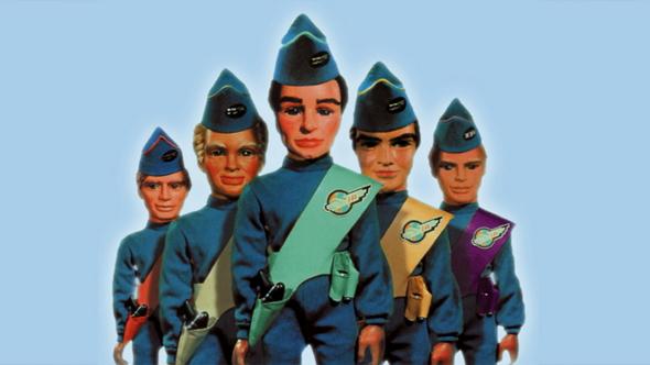 Vuelven los Thunderbirds, de la mano de Richard Taylor