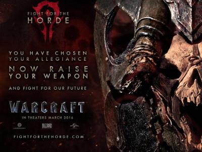 Póster de la película Warcraft