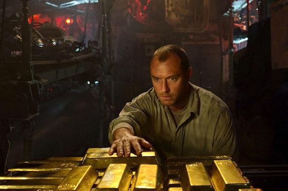 Jude Law protagoniza este thriller submarino