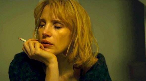 Jessica Chastain, nominada por 'A most violent year'