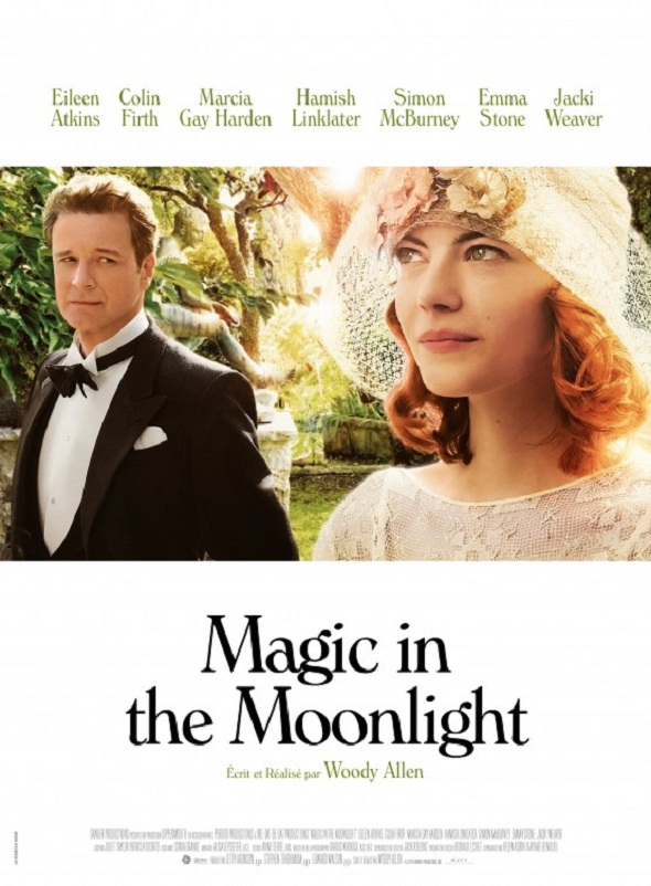 Otro póster más de 'Magia a la luz de la luna'