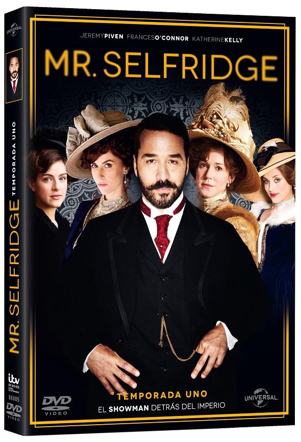 Mr.-Selfridge. Temporada 1ª en DVD