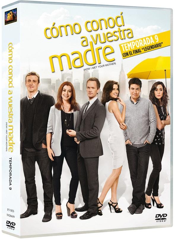 Novena temporada de 'Cómo conocí a vuestra madre' en DVD