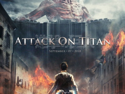 Póster de la película Ataque a los Titanes (Attack on Titan)