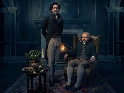 Eddie Marsan y Bertie Carvel protagonizan la miniserie Jonathan Strange & Mr. Norrell