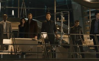Nueva imagen del reparto de Los Vengadores La era de Ultrón