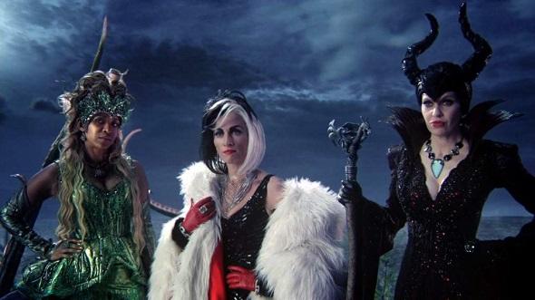Cruella de Vil, Úrsula y Maléfica se incorporan a \'Once Upon a Time ...