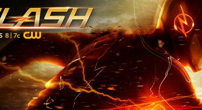 Una imagen promocional de la serie The Flash