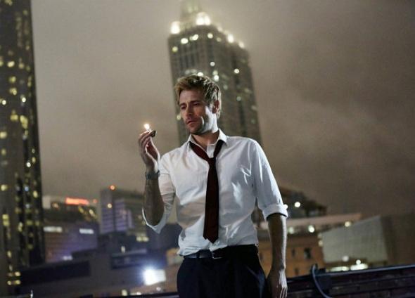 Matt Ryan es John Constantine