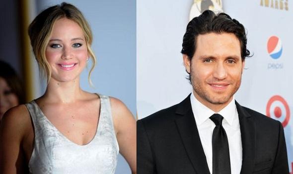 Jennifer Lawrence y Edgar Ramírez serán matrimonio en 'Joy'