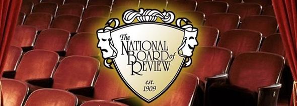 Premios de la National Board of Review