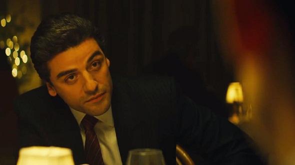 Oscar Isaac en 'A most violent year'...