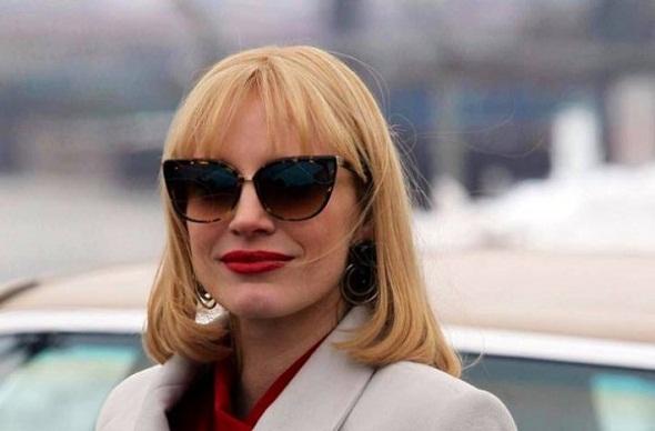 Jessica Chastain, mejor actriz de reparto por 'A most violent year'
