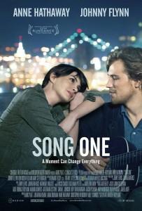 Póster de 'Song one'
