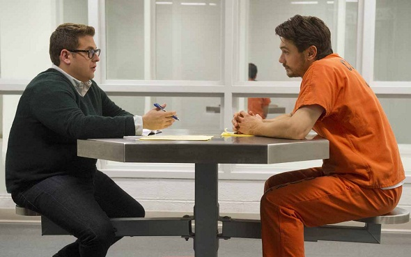 Jonah Hill y James Franco protagonizan 'True story'