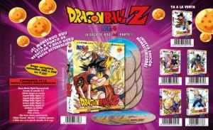 Pack en DVD remasterizado de 'Bola de Dragón Z'
