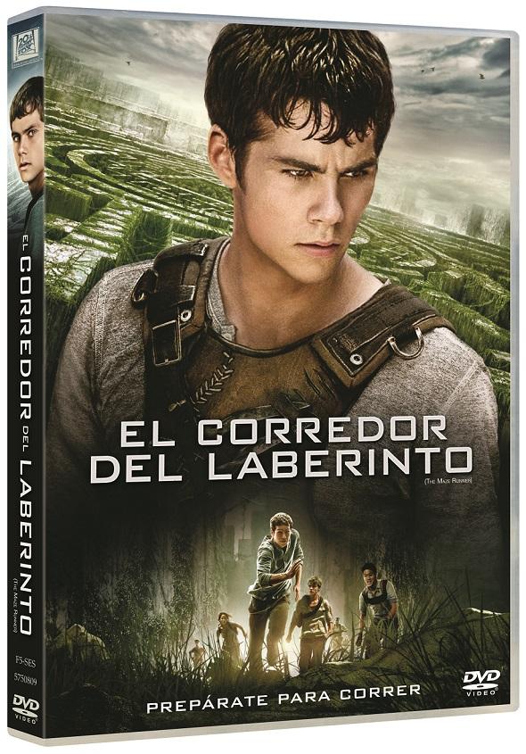 Edición DVD de El corredor del laberinto