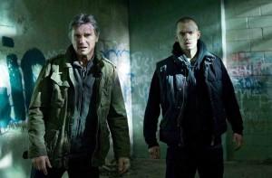 Liam Neeson protege a su hijo en otra imagen del film
