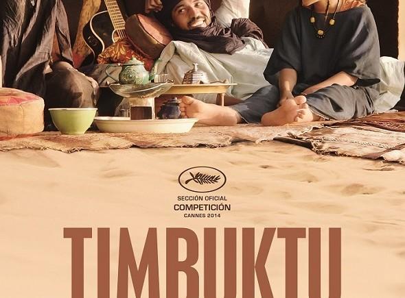 Póster de Timbuktu