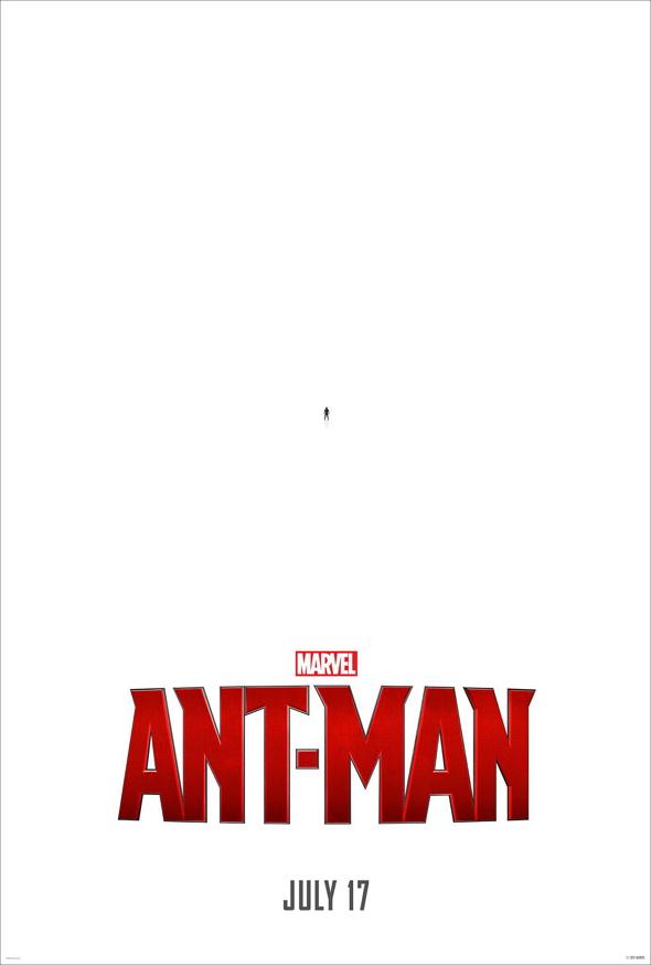 Póster de Ant-Man, la nueva película de Marvel