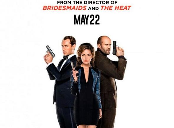 Melissa McCarthy protagoniza la película 'Spy'