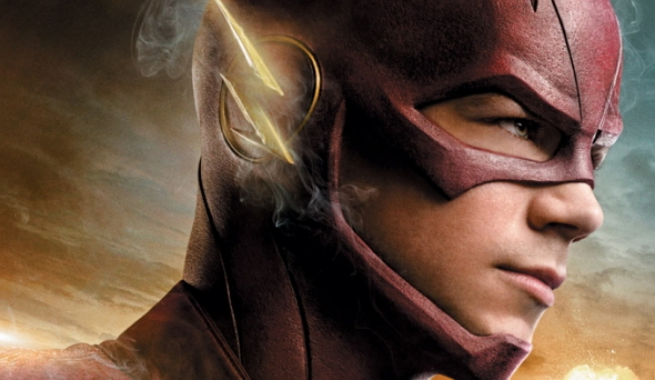 Una imagen de The Flash (Grant Gustin)