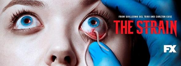 Una imagen promocional de la serie de Tv 'The Strain'