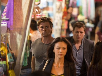 'Blackhat: Amenaza en la red'