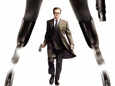 Colin Firth protagoniza el póster de Kingsman: Servicio Secreto (Kingsman: The Secret Service)