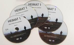 Heitman, primera temporada en DVD. El éxodo en la Alemania Nazi.