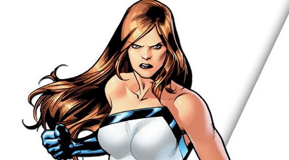 Una imagen del cómic Jessica Jones