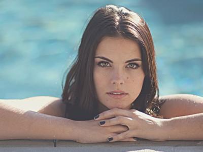Una imagen de la actriz Jaimie Alexander