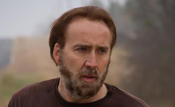 Una imagen del actor Nicolas Cage
