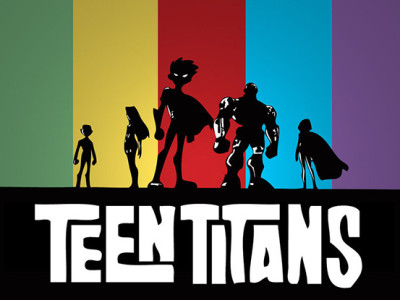 Una imagen de los Teen Titans