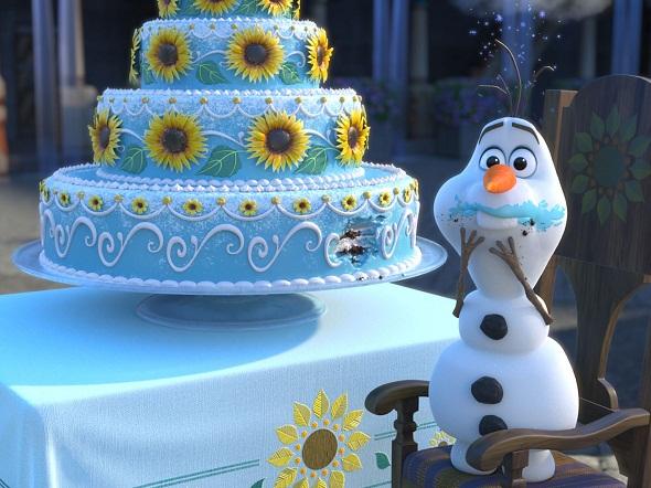 Olaf vuelve a hacer de las suyas en este cortometraje