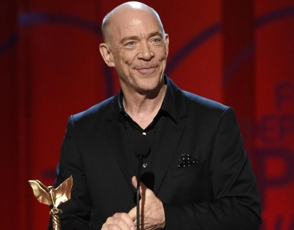 J.K. Simmons, mejor actor de reparto por 'Whiplash'