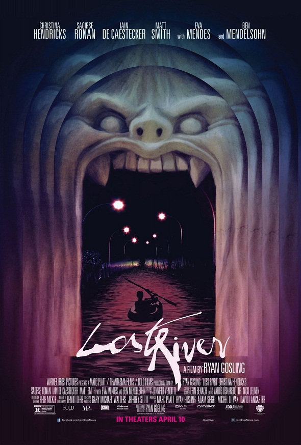 Póster de 'Lost river'