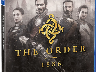 Carátula para PS4 de The Order 1886