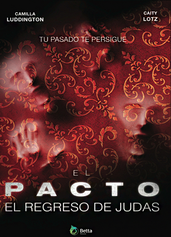 Póster de 'El Pacto, El Regreso de Judas'