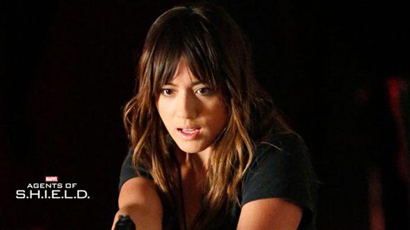 Chloe Bennet, en una imagen de Agentes de SHIELD