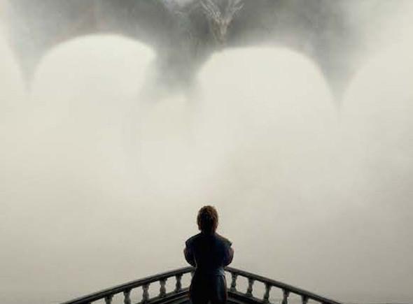 Imagen del Póster de la quinta temporada de Juego de Tronos
