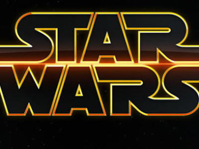 imagen del logo de Star Wars