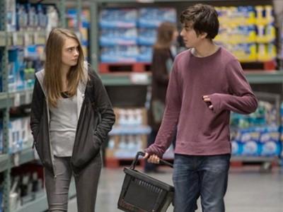 Cara Delevingne y Nat Wolff protagonizan el film