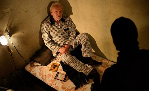 Anthony Hopkins protagoniza 'Kidnapping Mr. Heineken'