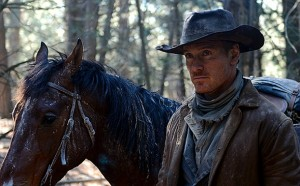 Michael Fassbender en 'Slow west'