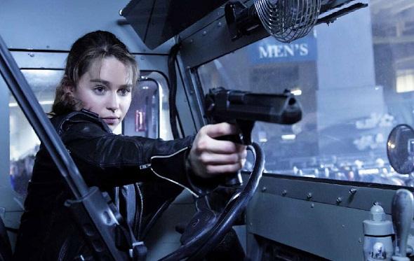 Emilia Clarke se incorpora a la franquicia en 'Terminator Génesis'