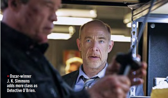 J.K. Simmons interpreta a un detective de la policía