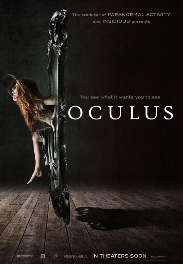 Póster de Oculus