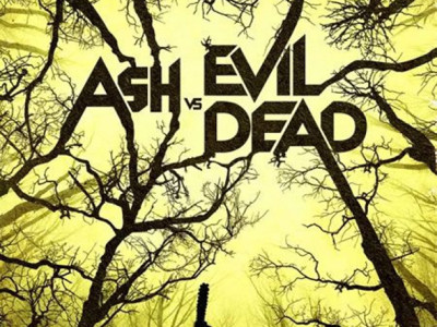 Póster de Ash-VS-Evil-Dead
