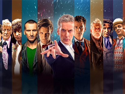 Todas las encarnaciones del Doctor Who
